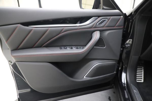 New 2020 Maserati Levante Q4 GranSport for sale $88,885 at Pagani of Greenwich in Greenwich CT 06830 17