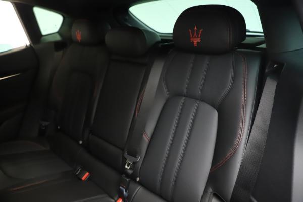 New 2020 Maserati Levante Q4 GranSport for sale $88,885 at Pagani of Greenwich in Greenwich CT 06830 18