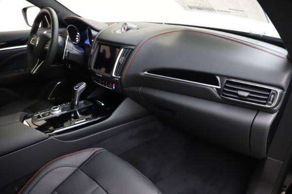 New 2020 Maserati Levante Q4 GranSport for sale $88,885 at Pagani of Greenwich in Greenwich CT 06830 22