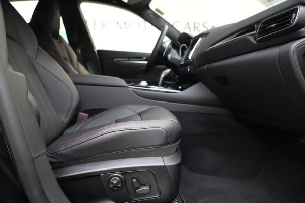 New 2020 Maserati Levante Q4 GranSport for sale $88,885 at Pagani of Greenwich in Greenwich CT 06830 23