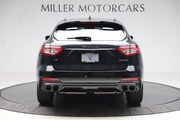 New 2020 Maserati Levante Q4 GranSport for sale $73,058 at Pagani of Greenwich in Greenwich CT 06830 6