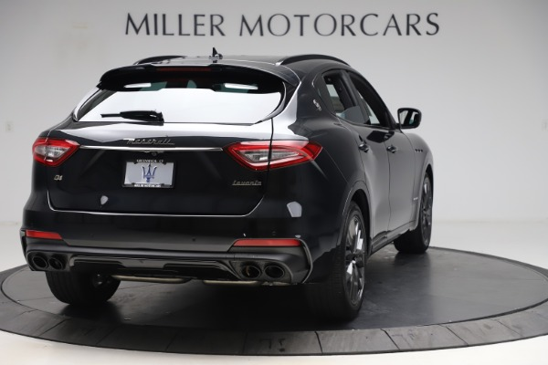 New 2020 Maserati Levante Q4 GranSport for sale $73,058 at Pagani of Greenwich in Greenwich CT 06830 7