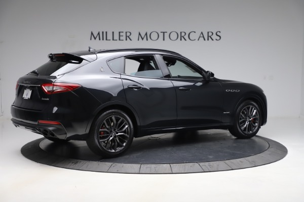 New 2020 Maserati Levante Q4 GranSport for sale $73,058 at Pagani of Greenwich in Greenwich CT 06830 8