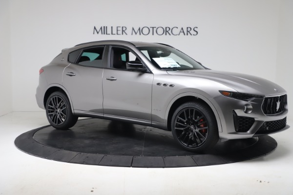 New 2020 Maserati Levante Q4 GranSport for sale $91,985 at Pagani of Greenwich in Greenwich CT 06830 10