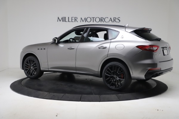 New 2020 Maserati Levante Q4 GranSport for sale $91,985 at Pagani of Greenwich in Greenwich CT 06830 4