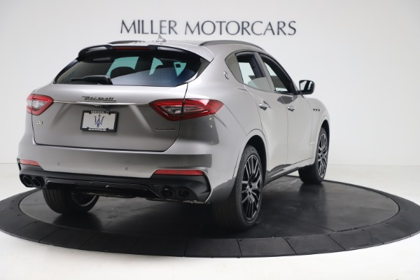 New 2020 Maserati Levante Q4 GranSport for sale $91,985 at Pagani of Greenwich in Greenwich CT 06830 7