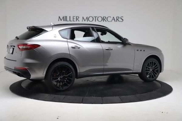 New 2020 Maserati Levante Q4 GranSport for sale $91,985 at Pagani of Greenwich in Greenwich CT 06830 8