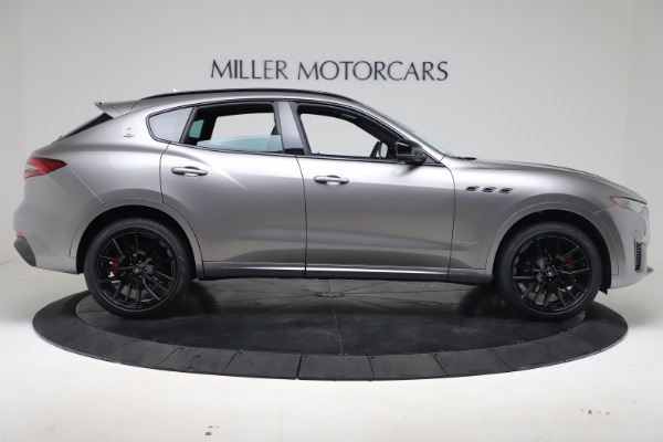 New 2020 Maserati Levante Q4 GranSport for sale $91,985 at Pagani of Greenwich in Greenwich CT 06830 9