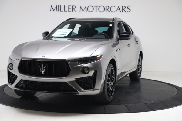 New 2020 Maserati Levante Q4 GranSport for sale $91,985 at Pagani of Greenwich in Greenwich CT 06830 1