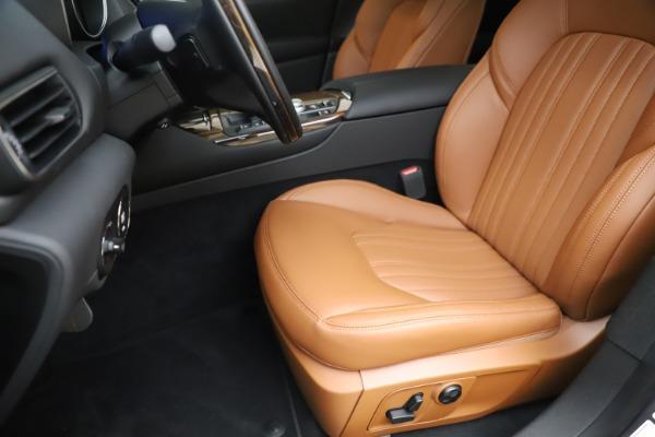 New 2020 Maserati Levante Q4 GranLusso for sale $86,935 at Pagani of Greenwich in Greenwich CT 06830 15