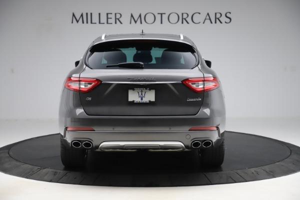 New 2020 Maserati Levante Q4 GranLusso for sale $86,935 at Pagani of Greenwich in Greenwich CT 06830 6