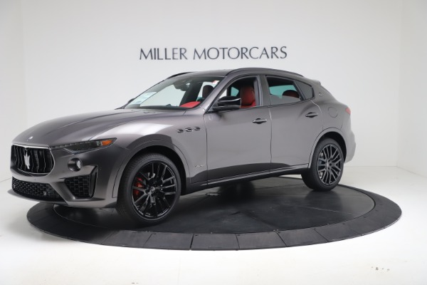 New 2020 Maserati Levante Q4 GranSport for sale Sold at Pagani of Greenwich in Greenwich CT 06830 2