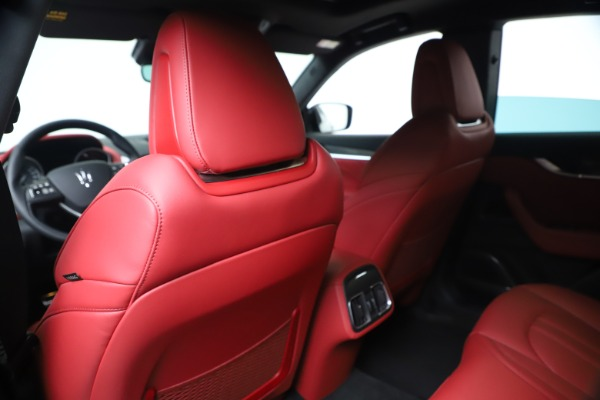 New 2020 Maserati Levante Q4 GranSport for sale Sold at Pagani of Greenwich in Greenwich CT 06830 20