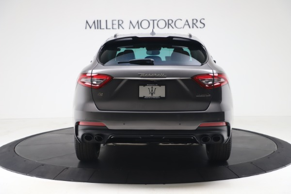New 2020 Maserati Levante Q4 GranSport for sale Sold at Pagani of Greenwich in Greenwich CT 06830 6