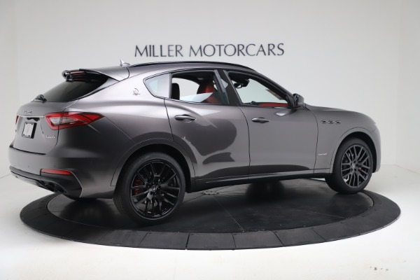 New 2020 Maserati Levante Q4 GranSport for sale Sold at Pagani of Greenwich in Greenwich CT 06830 8