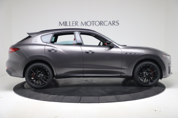 New 2020 Maserati Levante Q4 GranSport for sale Sold at Pagani of Greenwich in Greenwich CT 06830 9