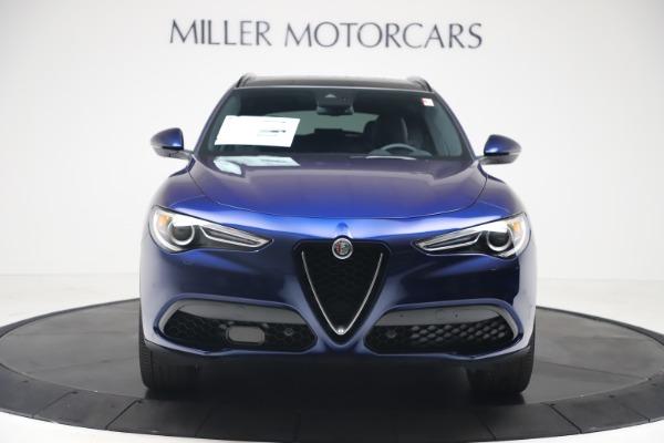 New 2019 Alfa Romeo Stelvio Ti Sport Q4 for sale $48,190 at Pagani of Greenwich in Greenwich CT 06830 12