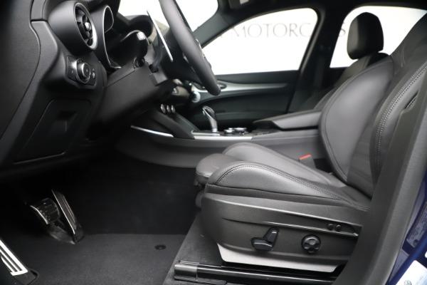 New 2019 Alfa Romeo Stelvio Ti Sport Q4 for sale $48,190 at Pagani of Greenwich in Greenwich CT 06830 14