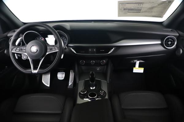 New 2019 Alfa Romeo Stelvio Ti Sport Q4 for sale $48,190 at Pagani of Greenwich in Greenwich CT 06830 16