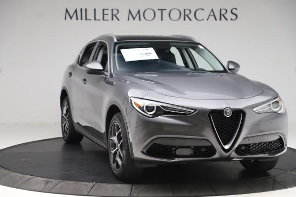 New 2019 Alfa Romeo Stelvio Ti Q4 for sale $44,590 at Pagani of Greenwich in Greenwich CT 06830 11