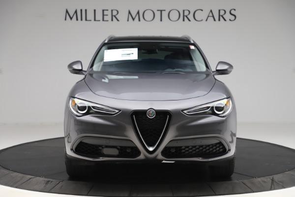 New 2019 Alfa Romeo Stelvio Ti Q4 for sale $44,590 at Pagani of Greenwich in Greenwich CT 06830 12