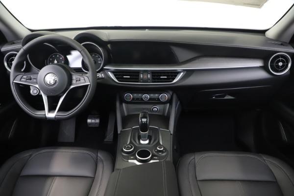 New 2019 Alfa Romeo Stelvio Ti Q4 for sale $44,590 at Pagani of Greenwich in Greenwich CT 06830 16