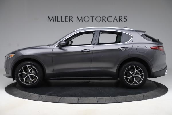 New 2019 Alfa Romeo Stelvio Ti Q4 for sale $44,590 at Pagani of Greenwich in Greenwich CT 06830 3