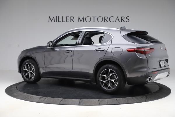 New 2019 Alfa Romeo Stelvio Ti Q4 for sale $44,590 at Pagani of Greenwich in Greenwich CT 06830 4