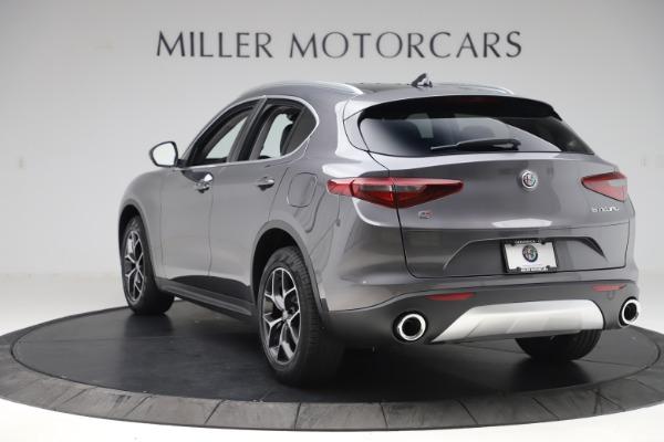 New 2019 Alfa Romeo Stelvio Ti Q4 for sale $44,590 at Pagani of Greenwich in Greenwich CT 06830 5