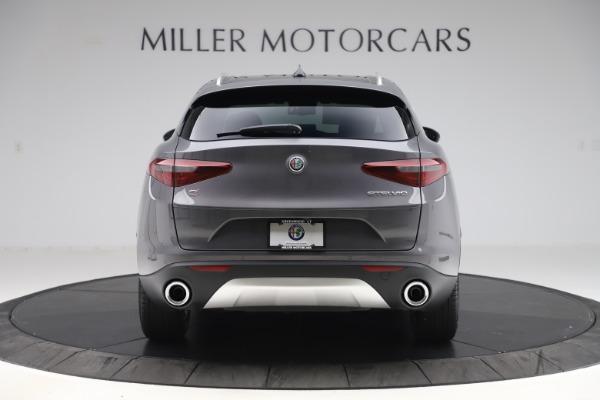 New 2019 Alfa Romeo Stelvio Ti Q4 for sale $44,590 at Pagani of Greenwich in Greenwich CT 06830 6