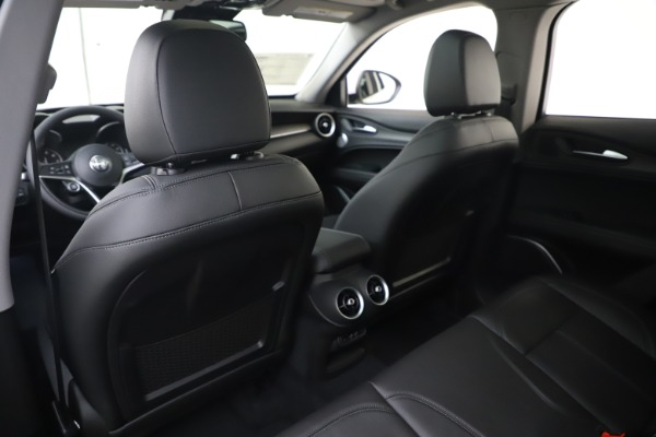 New 2019 Alfa Romeo Stelvio Ti Q4 for sale Sold at Pagani of Greenwich in Greenwich CT 06830 20