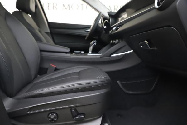 New 2019 Alfa Romeo Stelvio Ti Q4 for sale Sold at Pagani of Greenwich in Greenwich CT 06830 23