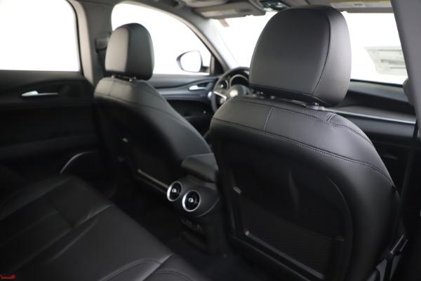 New 2019 Alfa Romeo Stelvio Ti Q4 for sale Sold at Pagani of Greenwich in Greenwich CT 06830 28