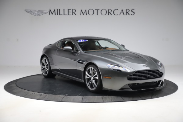 Used 2012 Aston Martin V12 Vantage Coupe for sale $115,900 at Pagani of Greenwich in Greenwich CT 06830 10