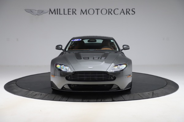 Used 2012 Aston Martin V12 Vantage Coupe for sale Sold at Pagani of Greenwich in Greenwich CT 06830 11
