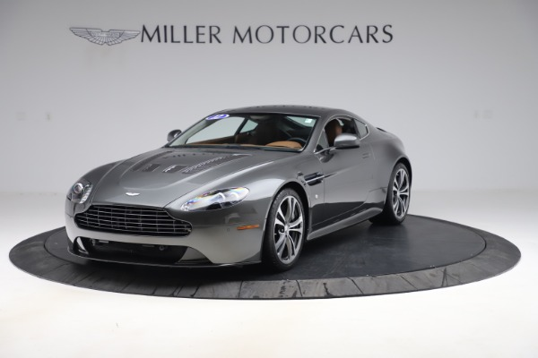 Used 2012 Aston Martin V12 Vantage Coupe for sale $115,900 at Pagani of Greenwich in Greenwich CT 06830 12