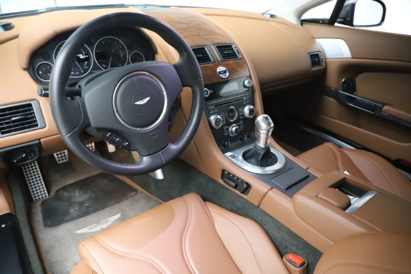 Used 2012 Aston Martin V12 Vantage Coupe for sale Sold at Pagani of Greenwich in Greenwich CT 06830 14
