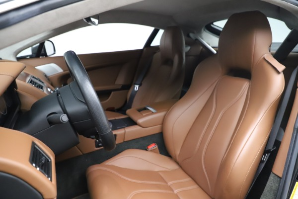 Used 2012 Aston Martin V12 Vantage Coupe for sale Sold at Pagani of Greenwich in Greenwich CT 06830 15