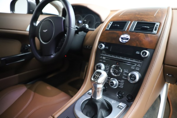 Used 2012 Aston Martin V12 Vantage Coupe for sale Sold at Pagani of Greenwich in Greenwich CT 06830 17