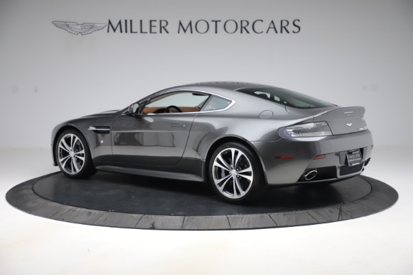 Used 2012 Aston Martin V12 Vantage Coupe for sale Sold at Pagani of Greenwich in Greenwich CT 06830 3