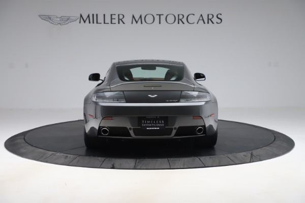 Used 2012 Aston Martin V12 Vantage Coupe for sale Sold at Pagani of Greenwich in Greenwich CT 06830 5