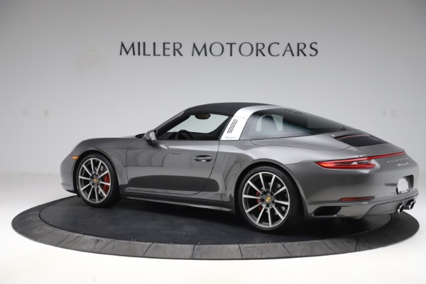 Used 2017 Porsche 911 Targa 4S for sale $119,900 at Pagani of Greenwich in Greenwich CT 06830 14
