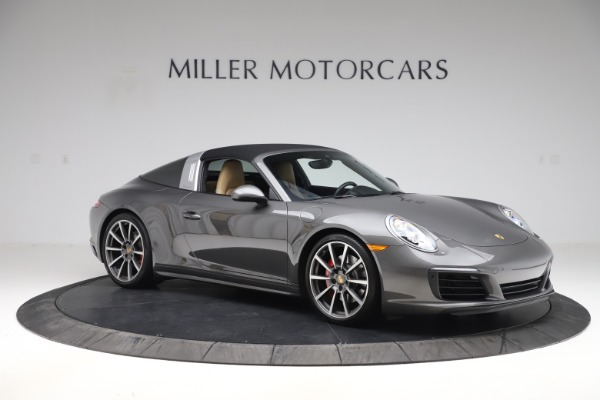 Used 2017 Porsche 911 Targa 4S for sale $119,900 at Pagani of Greenwich in Greenwich CT 06830 17