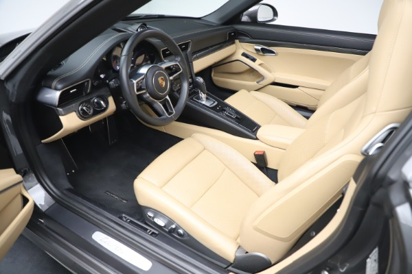 Used 2017 Porsche 911 Targa 4S for sale Sold at Pagani of Greenwich in Greenwich CT 06830 23