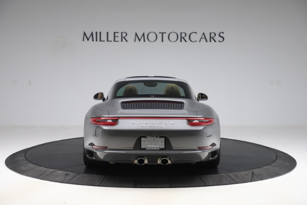 Used 2017 Porsche 911 Targa 4S for sale Sold at Pagani of Greenwich in Greenwich CT 06830 6