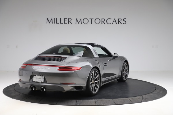 Used 2017 Porsche 911 Targa 4S for sale $119,900 at Pagani of Greenwich in Greenwich CT 06830 7