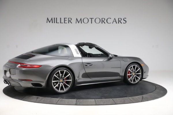 Used 2017 Porsche 911 Targa 4S for sale Sold at Pagani of Greenwich in Greenwich CT 06830 8
