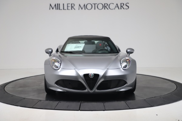New 2020 Alfa Romeo 4C Spider for sale $78,795 at Pagani of Greenwich in Greenwich CT 06830 11
