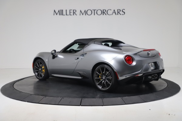 New 2020 Alfa Romeo 4C Spider for sale $78,795 at Pagani of Greenwich in Greenwich CT 06830 14