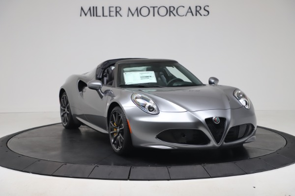 New 2020 Alfa Romeo 4C Spider for sale $78,795 at Pagani of Greenwich in Greenwich CT 06830 15